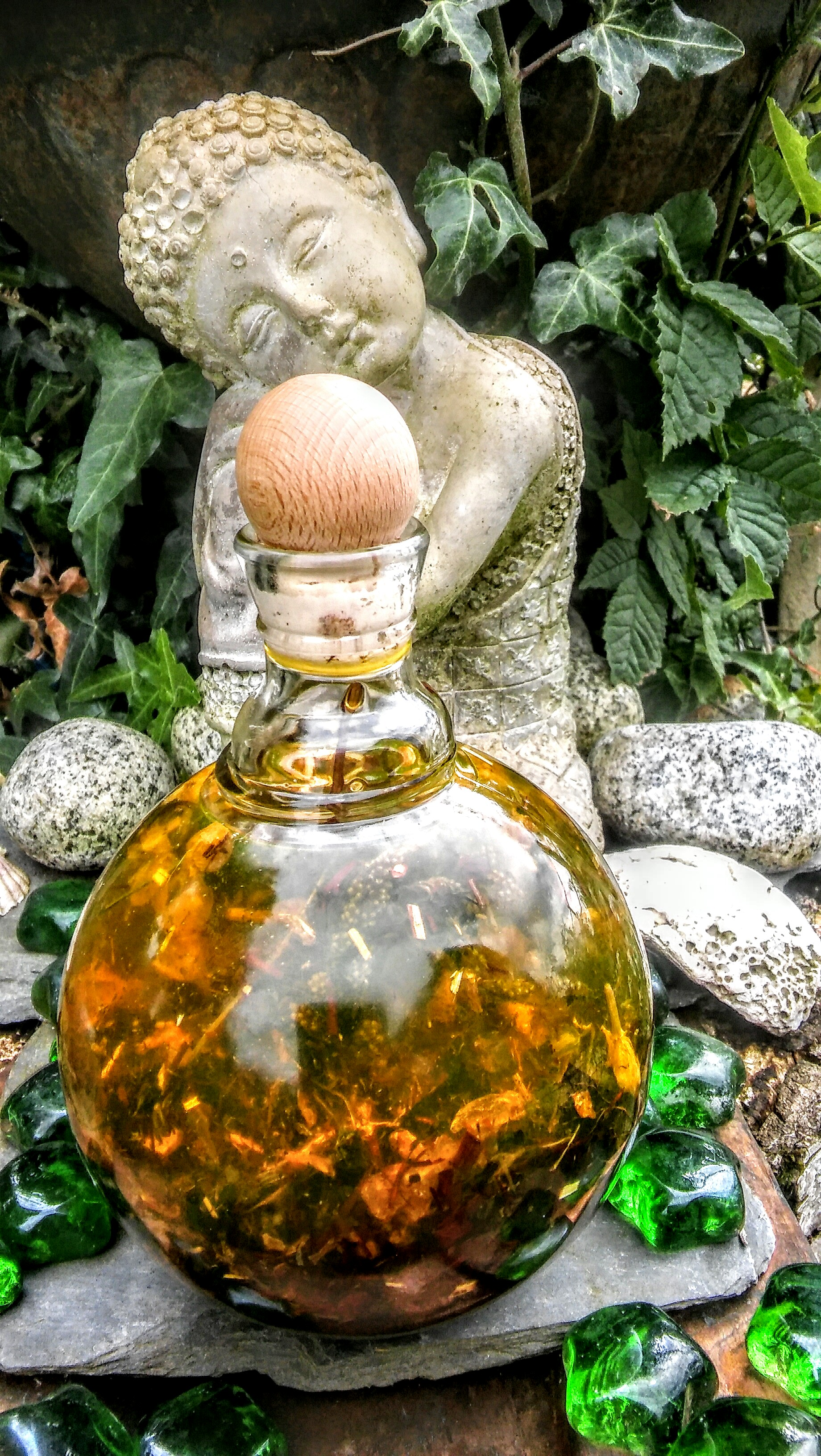 Spell Oils Archives - Herb's Magick Path
