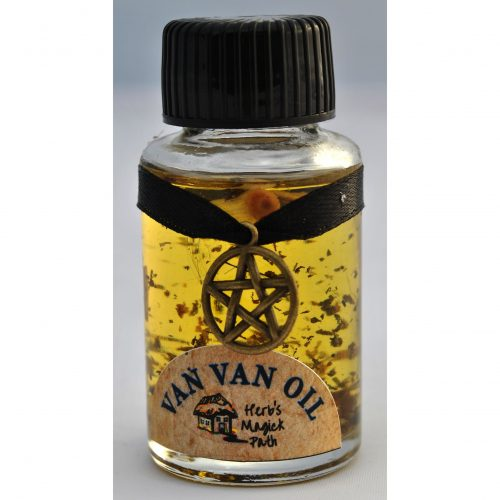 image of bottle of Van Van Oil